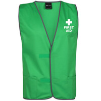 First Aid Green Pea Day Vest
