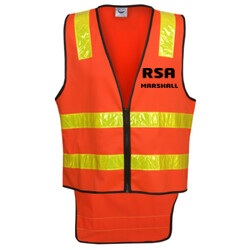 RSA MARSHALL Day/Night Vest