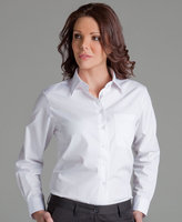 JB's Ladies S/S Poplin Shirt