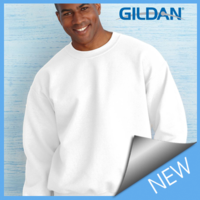 Gildan 18000 Ultra Cotton Adult Crewneck Sweatshirt