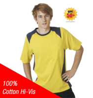 Home hi vis clothing custom printing no minimums for Hi vis t shirt printing