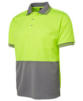 JB's Hi Vis S/S Traditional Polo