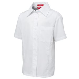 JB's Girls School Blouse White 8 Thumbnail