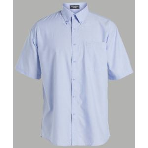 JB's S/S Oxford Shirt Lt Blue S Thumbnail