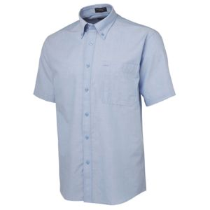 JB's L/S Oxford Shirt Lt Blue S Thumbnail