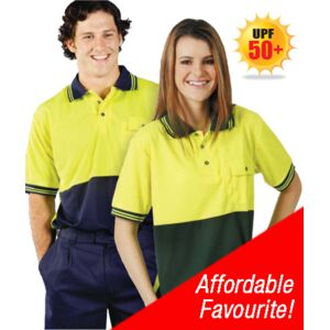 HI-VIS COOLDRY POLO SHIRT Thumbnail