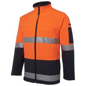 JB's Hi Vis (D+N) Layer/Softshell  Jacket Thumbnail