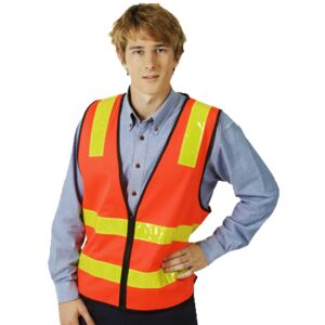 VIC Road Style Safety Vest Thumbnail