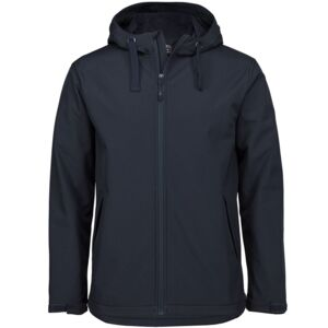PODIUM WATER RESISTANT HOODED SOFTSHELL JACKET Thumbnail