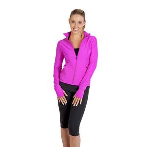 Ladies AVA Nylon/Spandex Jacket Thumbnail