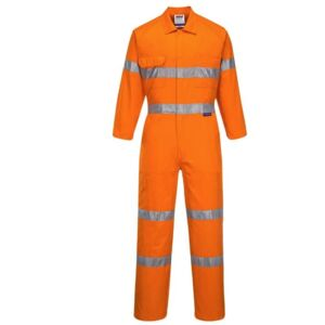 FLAME RESISTANT COVERALL WITH TAPE Thumbnail