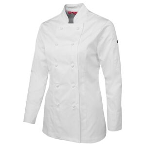 JB's Ladies L/S Chef's Jacket  Thumbnail