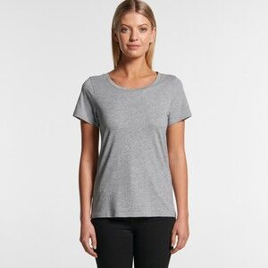 Women's Shallow Scoop Tee Thumbnail