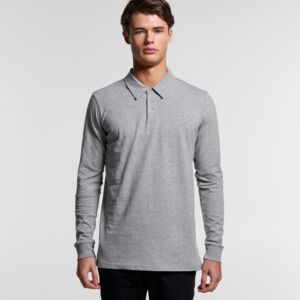 MENS CHAD L/S POLO Thumbnail