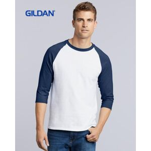 Gildan Heavy Cotton 3/4 Sleeve Raglan Thumbnail