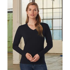 STRETCH LONG SLEEVE TEE Ladies' Thumbnail