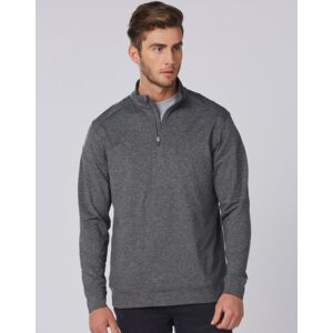 Ultimate Half Zip Long Sleeve Sweat Top- Mens Thumbnail