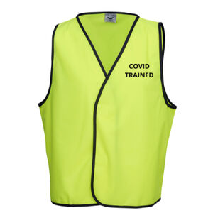 COVID TRAINED DAY VEST Thumbnail